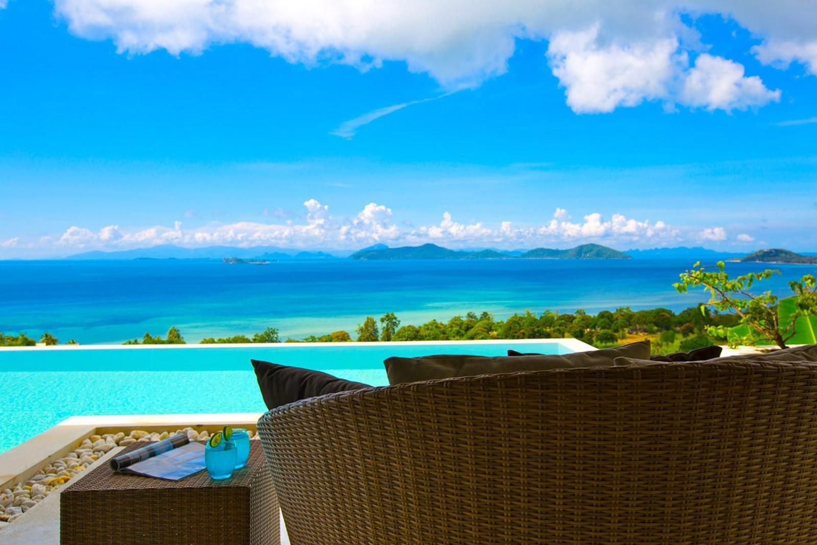 Villa Camille rental – 4 Bedrooms in Villas Laem Set, Villas Koh ...
